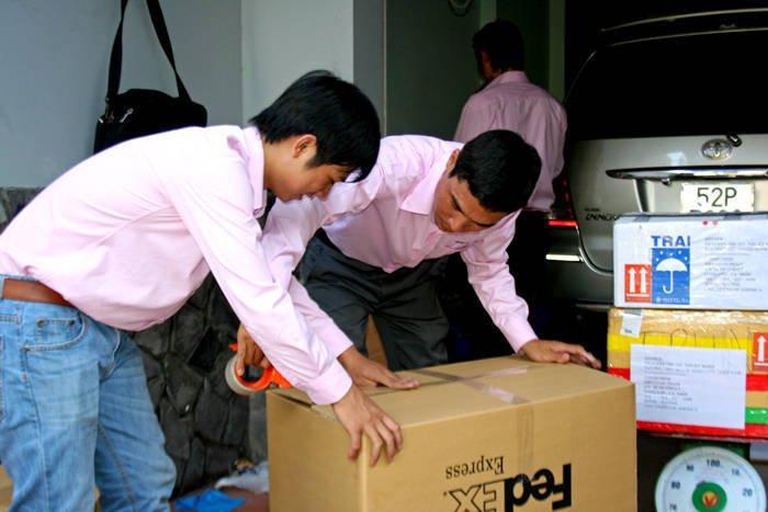 Sản phẩm nào thường được vận chuyển đi Trung Quốc từ Việt Nam