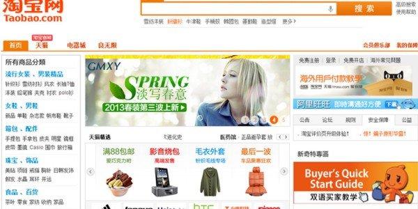 Hướng dẫn mua hàng trên web Trung Quốc